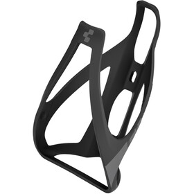 Cube HPP Bottle Holder matt black'n'grey
